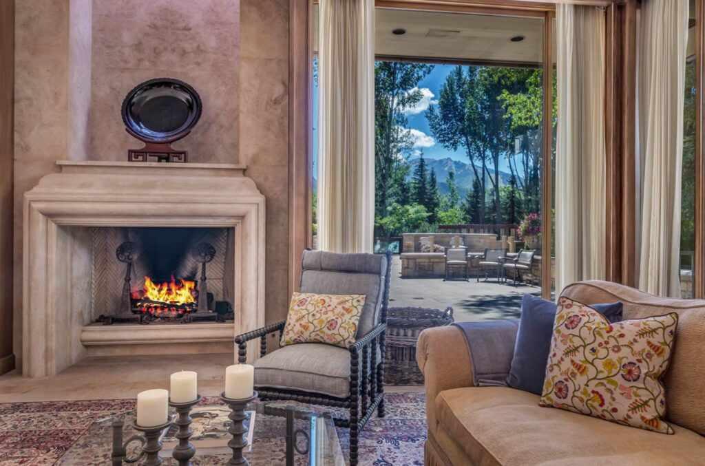 aspen luxury home rental