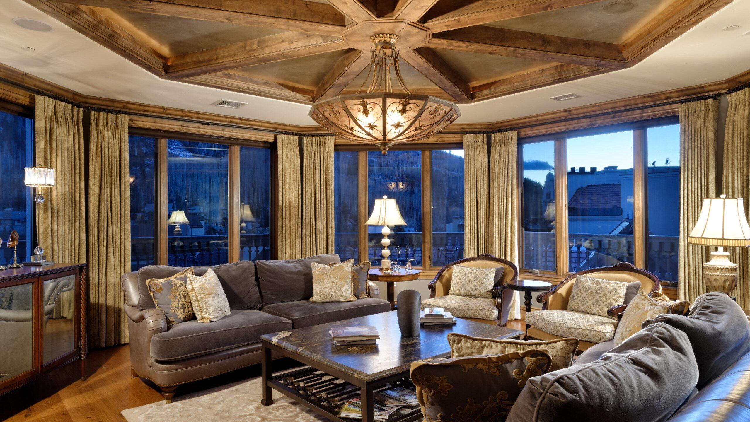 vail luxury home rental holiday