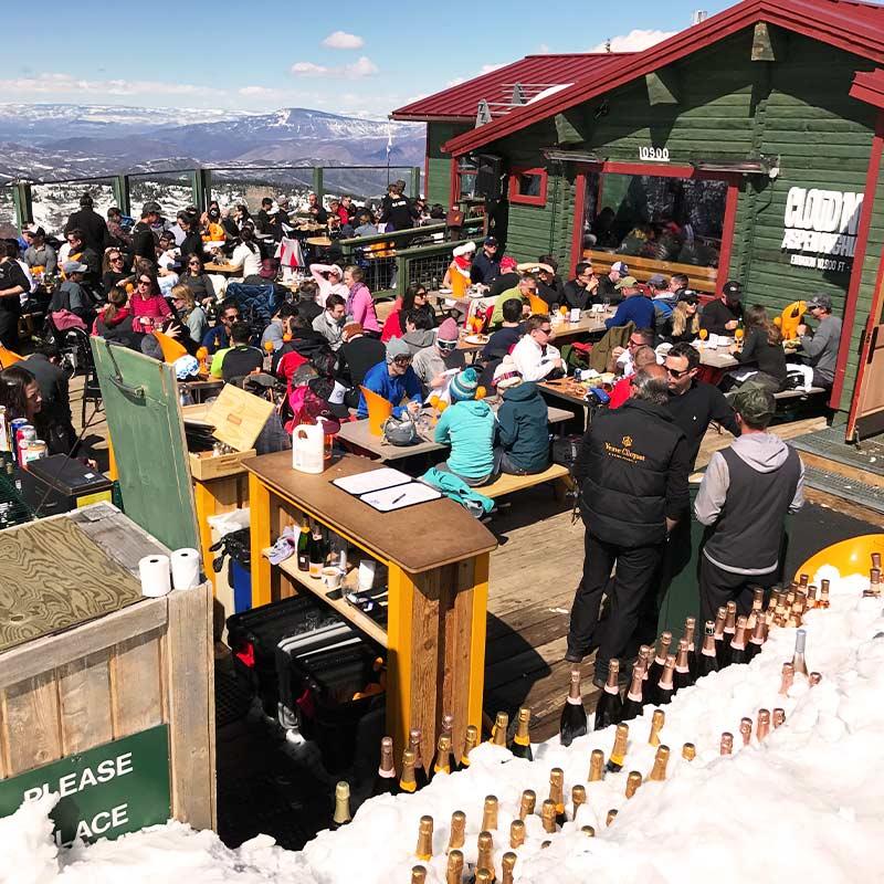 Where to ski in Aspen