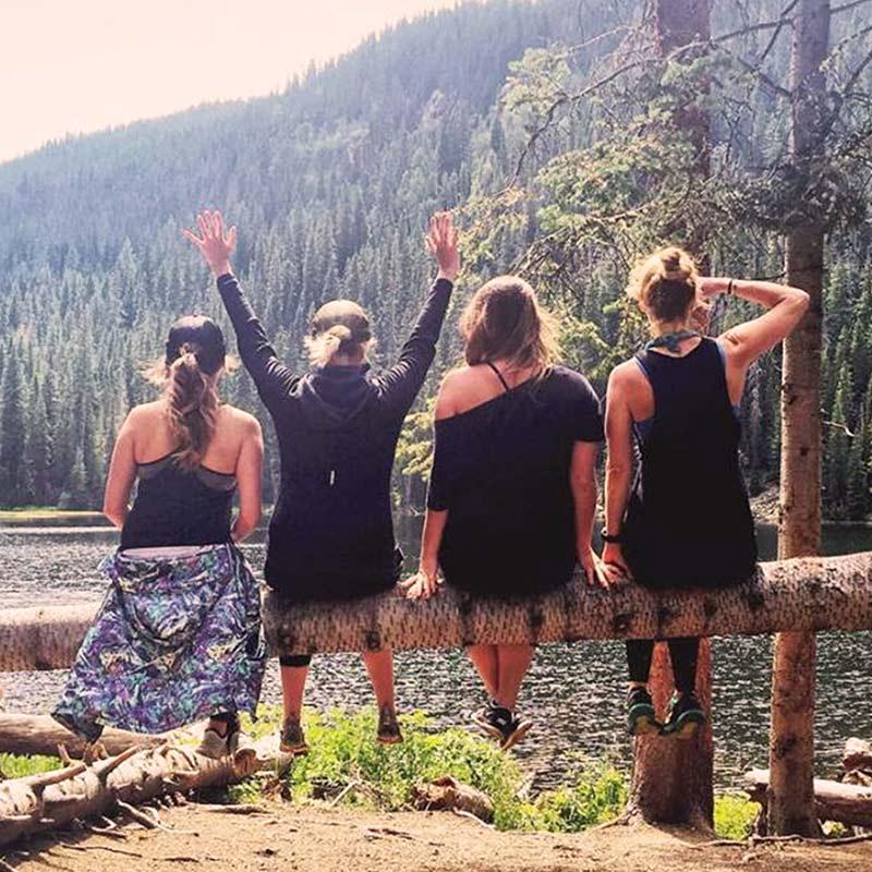 Colorado hikes in Vail Valley