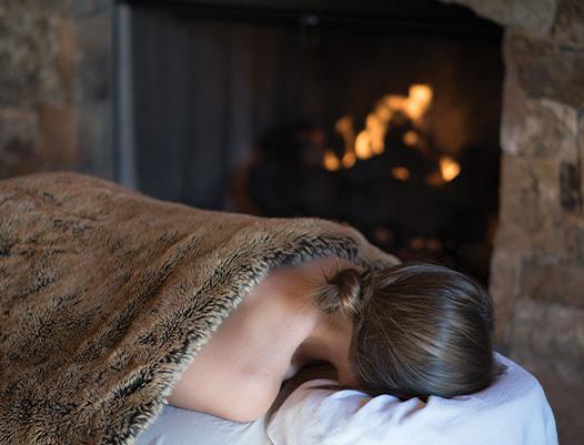 In-villa massage in Colorado