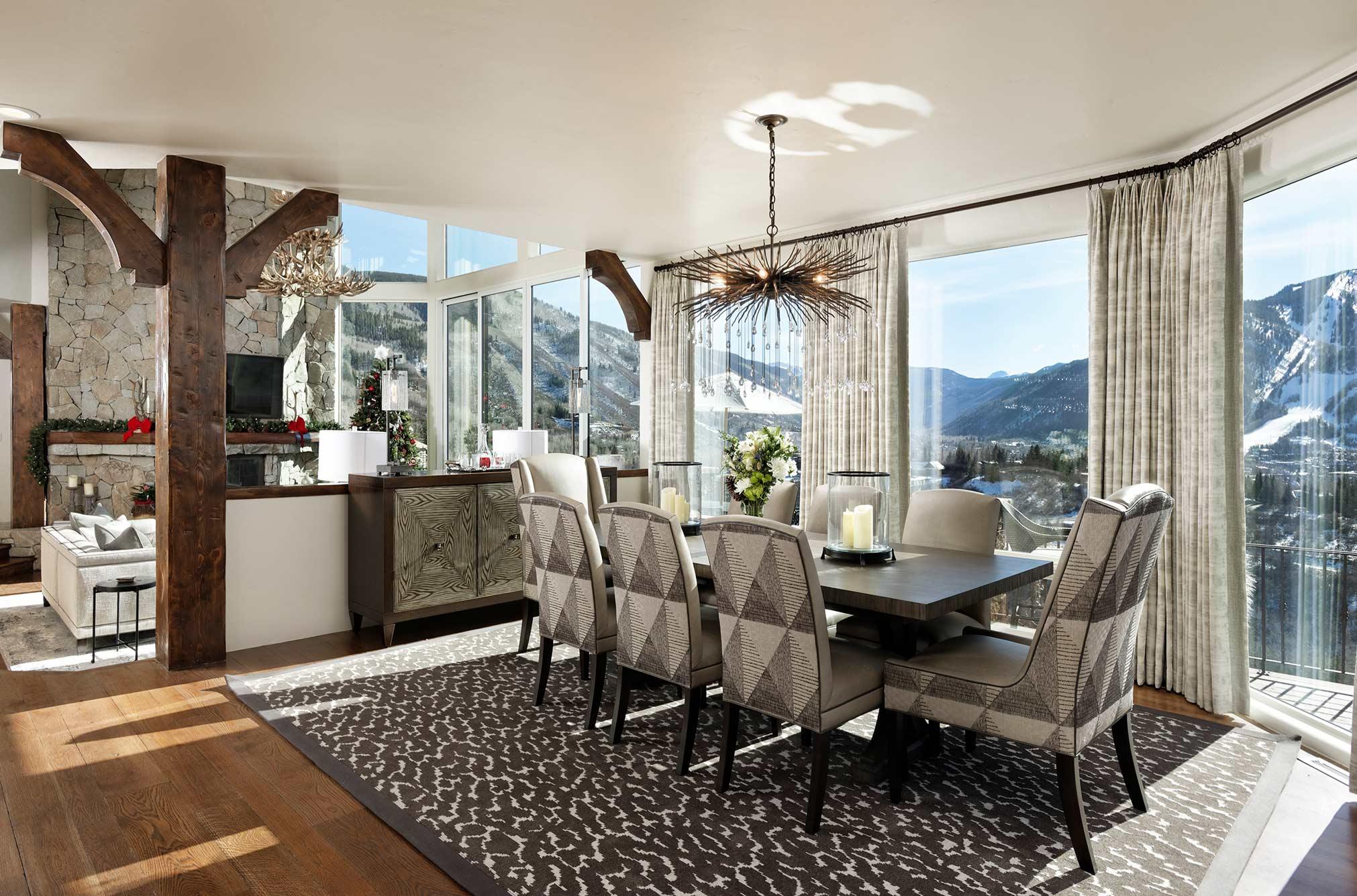 aspen colorado luxury home rental new years