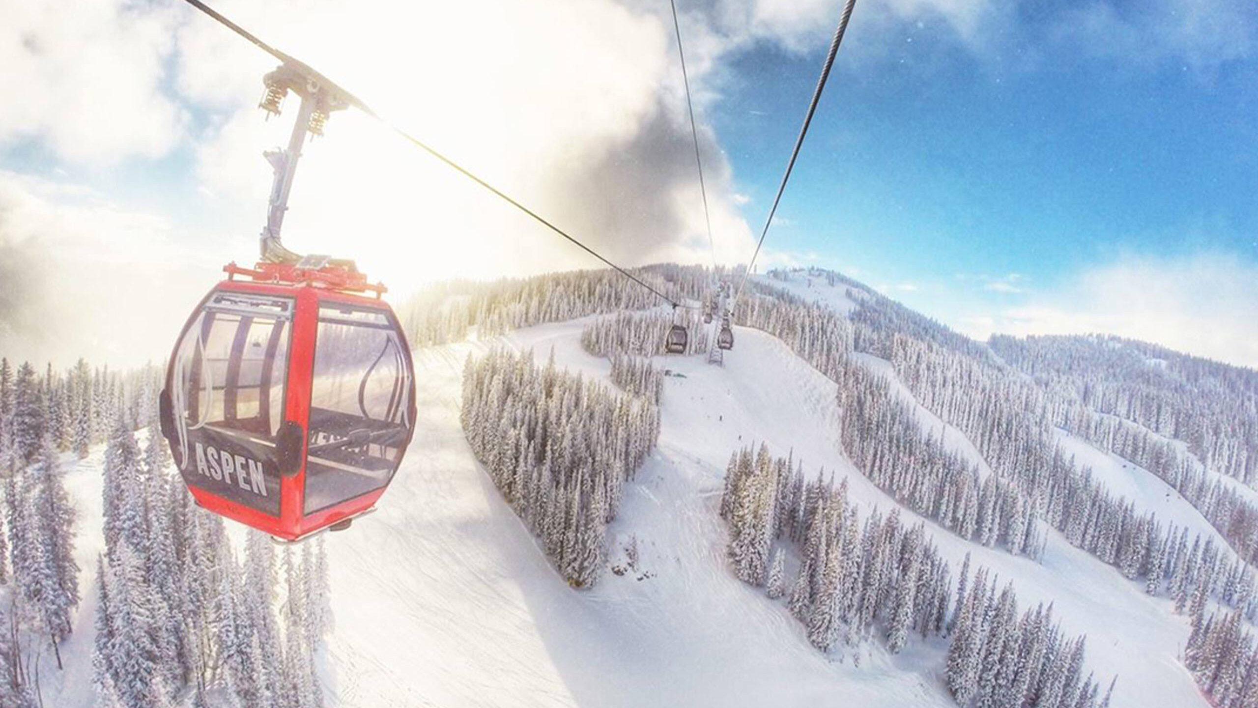 Wintertime experiences in Aspen