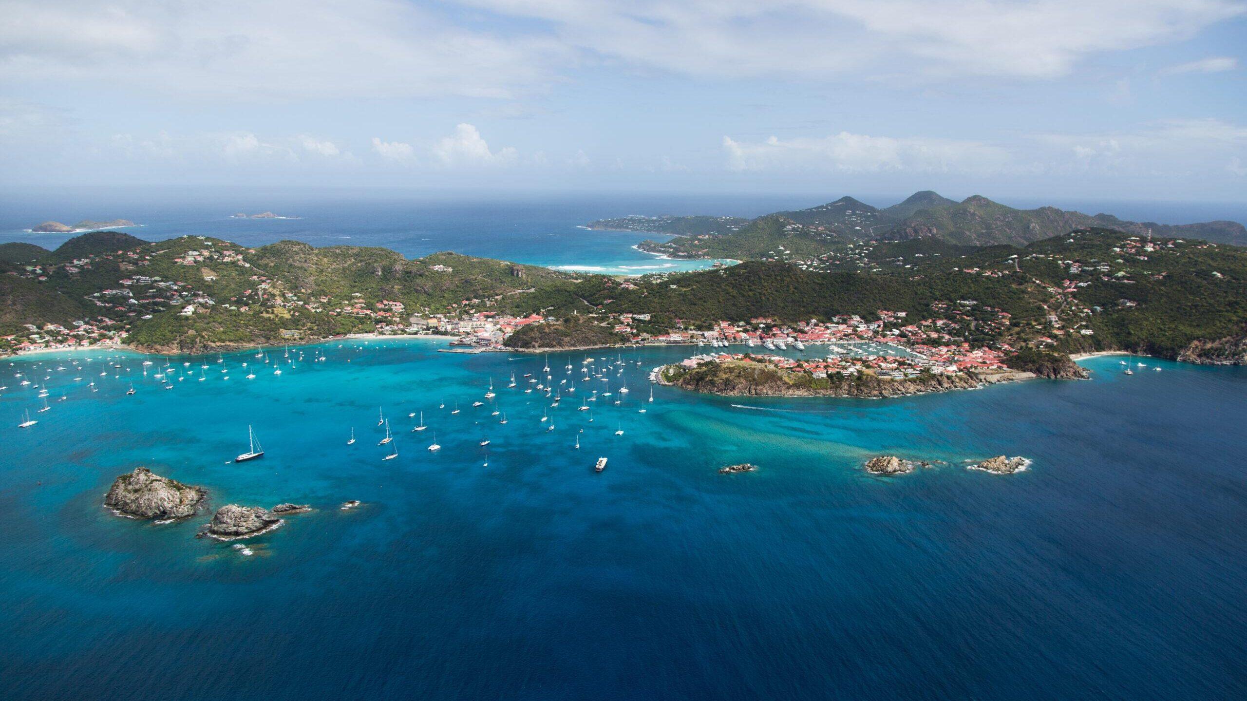 St Barts Luxury Caribbean Island