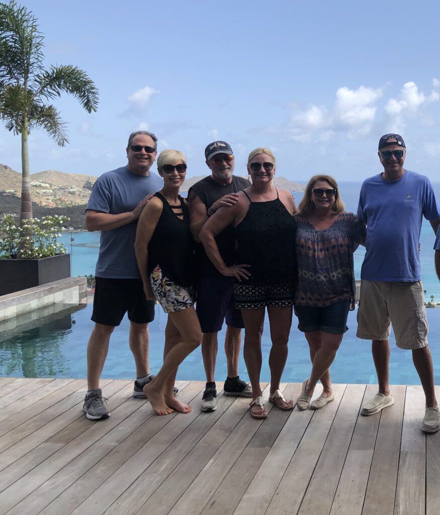 Family Vacation in St. Barts