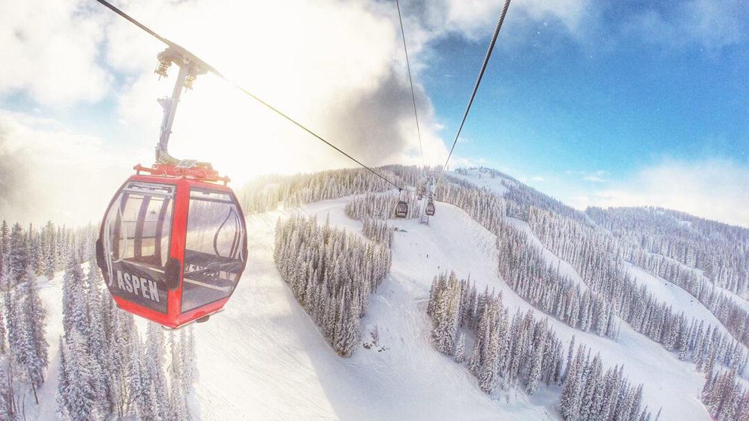 Aspen Ski Mountain Gondola