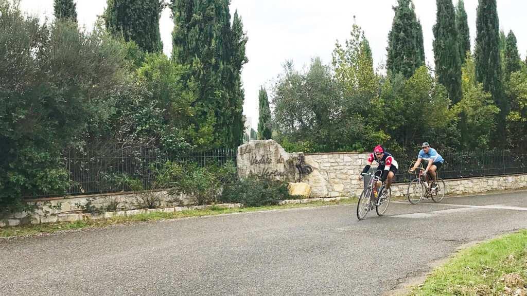 Tuscany L'Eroica Bike Race