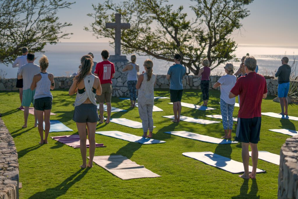 wellness activites in cabo