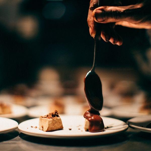 chef prepared desserts