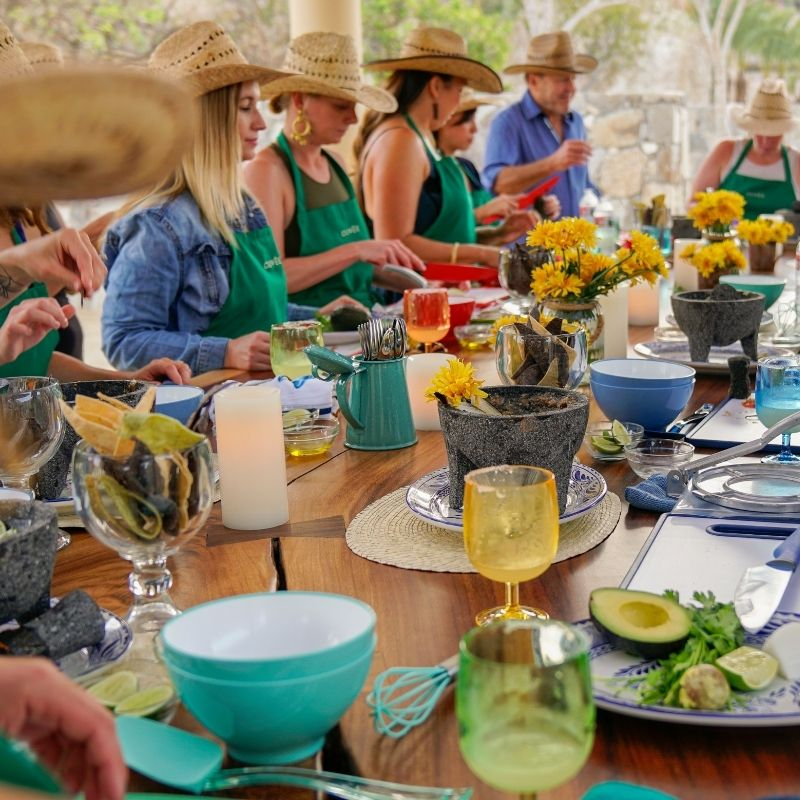 Los Cabos cooking class