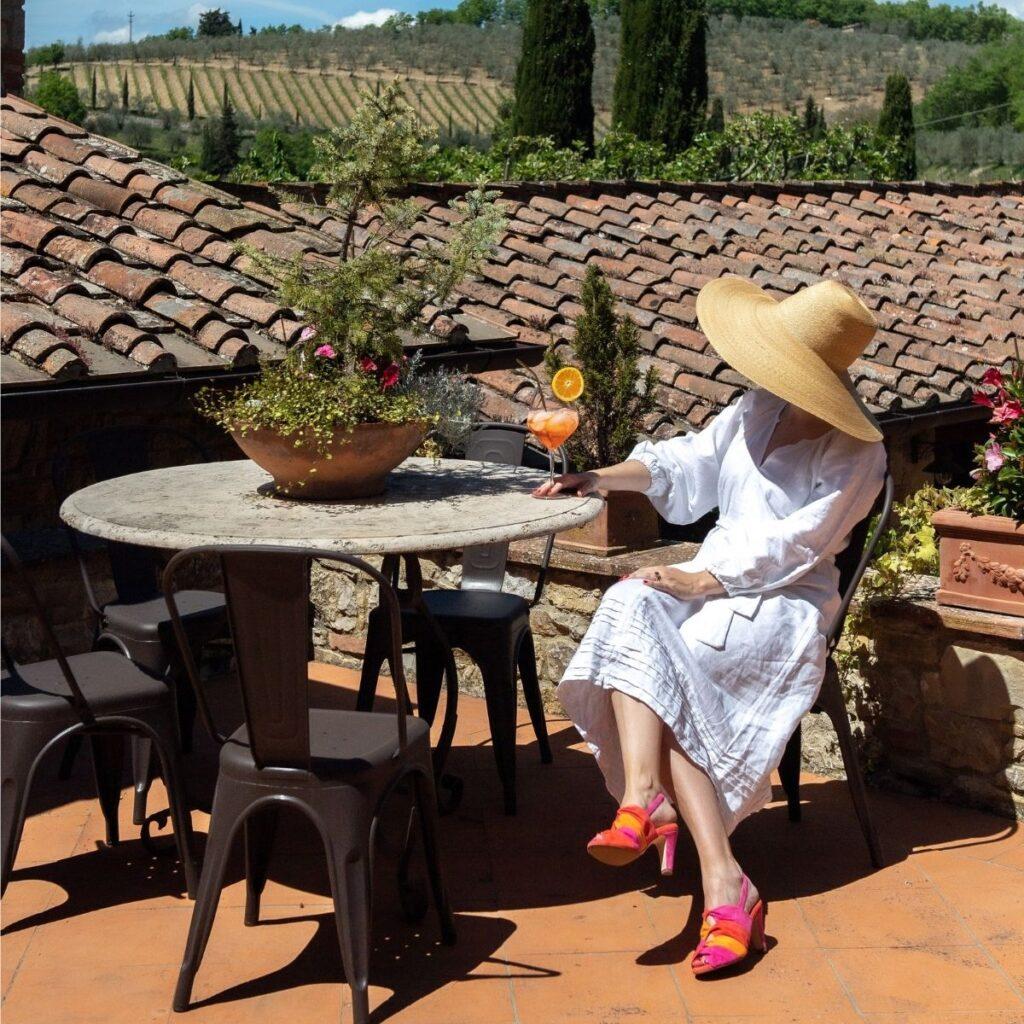 luxury tuscan villa